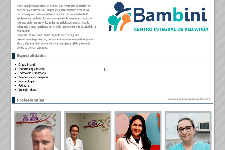 Centro Médico Bambini